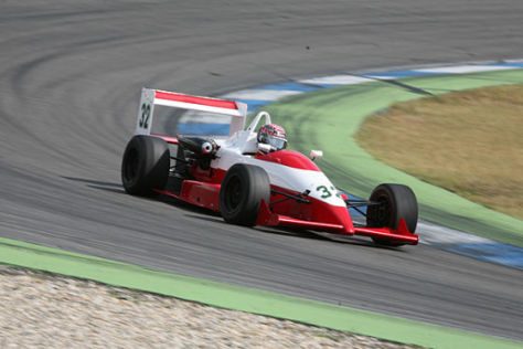 Im Tracktest: Michael Schumachers Formel-3-Meisterauto von 1990