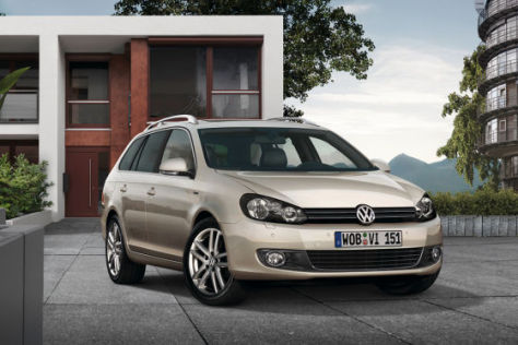 VW Golf Variant Exclusive