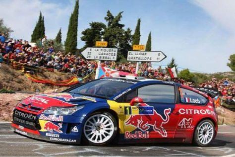 Seriensieger: Sébastien Loeb ist in Spanien seit Jahren ungeschlagen
