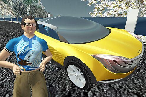 Stolze Hakaze-Besitzer können am Mazda-Design-Wettbewerb teilnehmen.