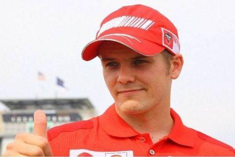 Große Ehre: Mika Kallio wurde als Stoner-Vertreter ins Ducati-Werksteam befördert
