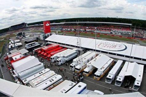 Entscheidung gefallen: Ob sich auch 2010 die Formel-1-Trucks zeigen?