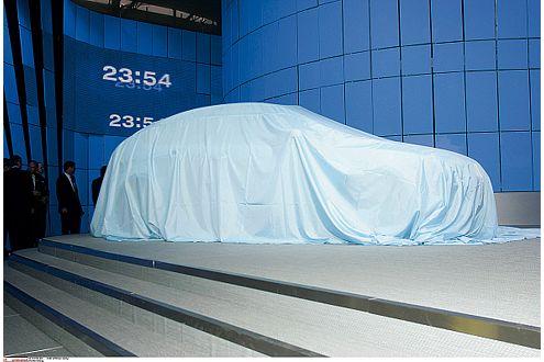 Der Sieger der 4x4 Challenge 2007 gewinnt den neuen Nissan X-Trail, der erst im Sommer vorgestellt wird.