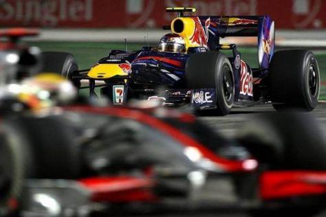 Motiviert: Sebastian Vettel visiert seine Saisonsiege drei, vier und fünf an