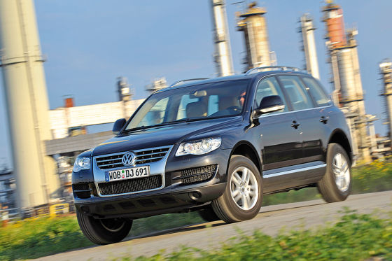 VW Touareg 3.0 V6 TDI BlueMotion