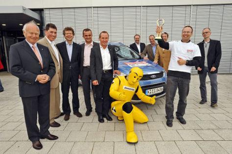 Deutschlands bester Autofahrer 2009