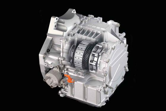 Mazda SKY-Drive Getriebe