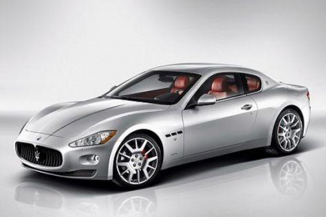Vorstellung Maserati GranTurismo