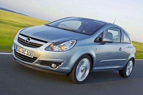 Umrüsten mit Opel