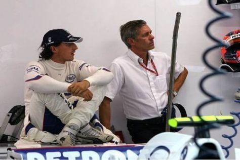 Robert Kubica und Daniele Morelli stehen bei Toyota auf der Wunschliste