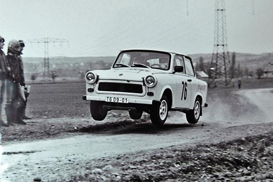 Trabant P 601 Peter Arndt