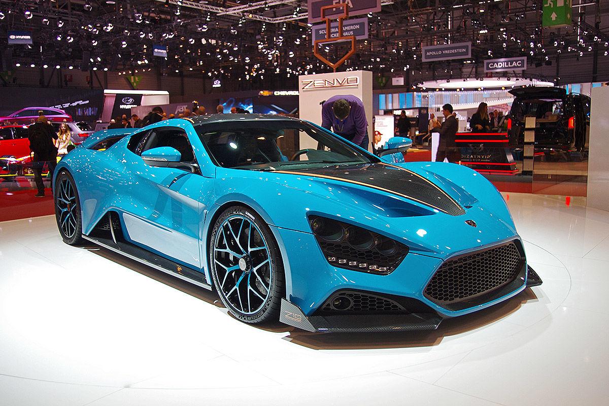 Die schnellsten Autos der Welt - Bilder - autobild.de
