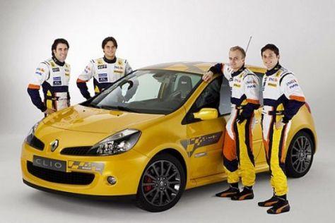 Neue (Sonder)Modelle von Renault