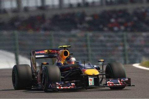 Sebastian Vettel geht als klarer Favorit in den Grand Prix von Japan
