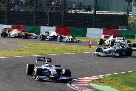 Nico Rosberg droht nachträglich eine bittere Zeitstrafe von 25 Sekunden