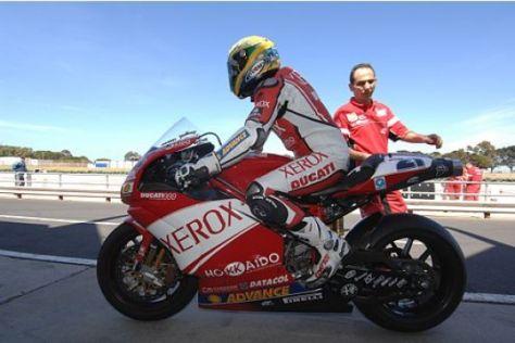 Superbike-Saison 2007