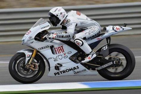 Jorge Lorenzo schoss in Estoril von der Pole-Position aus zum MotoGP-Sieg
