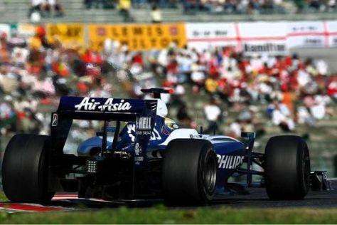 Nico Rosberg verhielt sich auch ohne Elektronikunterstützung korrekt