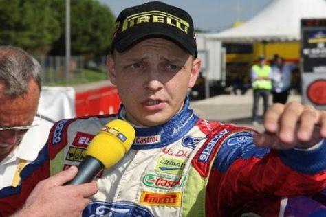Mikko Hirvonen muss nun in Wales vor Sébastien Loeb ins Ziel kommen