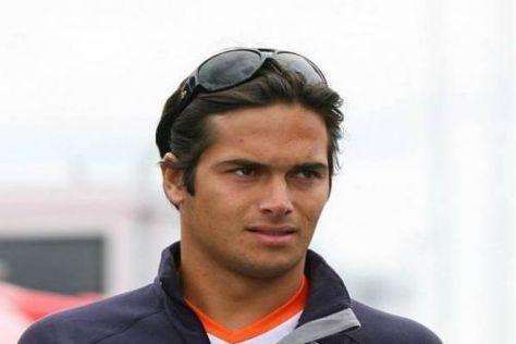 Nelson Piquet Jr. wird man wohl nicht so schnell wieder im Fahrerlager sehen