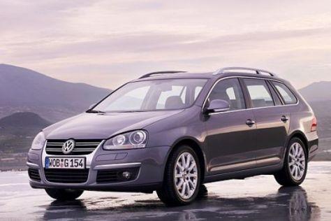 Der neue VW Golf Variant