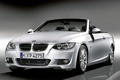 M Sportpaket für BMW 3er Coupé/Cabrio