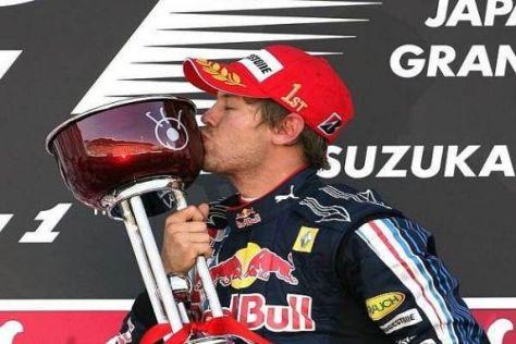 Sebastian Vettel muss einfach versuchen, die nächsten zwei Rennen zu gewinnen