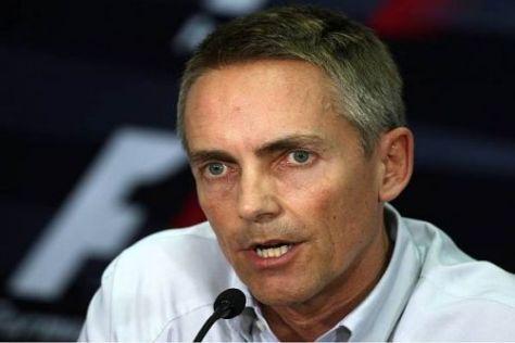 Seit 2009 leitet Martin Whitmarsh die Geschicke von McLaren-Mercedes