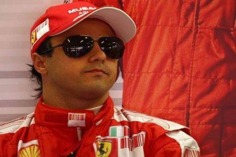 Felipe Massa machte in Modena wieder einen Schritt Richtung Renn-Comeback