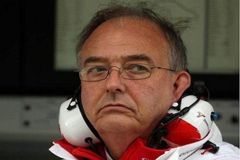 John Howett hat bislang keine Fahrerpaarung für 2010 unter Vertrag