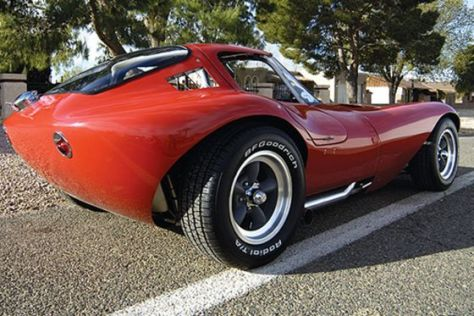 Retro-Roadster Cheetah aus Arizona