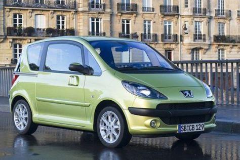 Peugeot 1007 1.6 HDi FAP