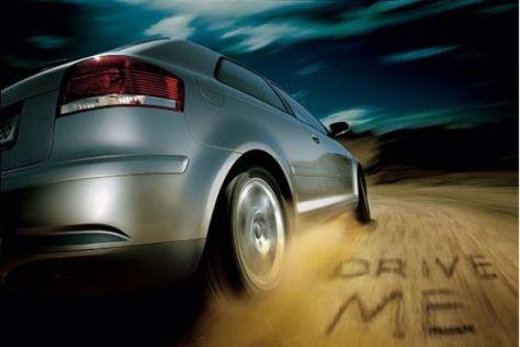 Audi-Gewinnspiel
