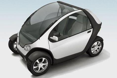 City Car von MIT und GM