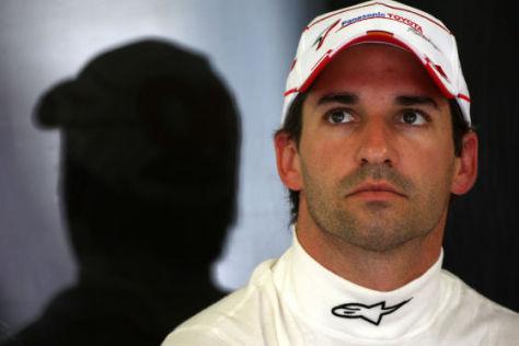 Momentan ohne F1-Vertrag für 2010: Toyota-Pilot Timo Glock