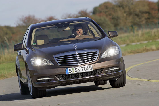 Mercedes S 450 CDI