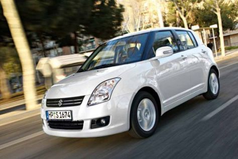 Suzuki Swift Sondermodell limited 25