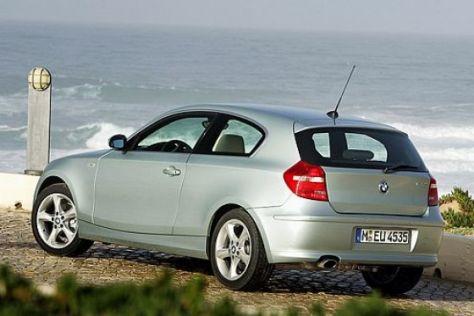 Test BMW 120i/530i