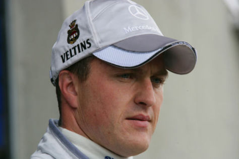 Interview Ralf Schumacher