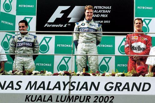 Interview Ralf Schumacher