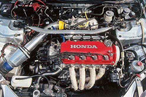 Bei 1.4 Liter und 75 PS in Serie, musste zumindest das Standard-Programm durchgezogen werden.