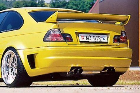 BMW M3 GTR von Patrick Leuenberger