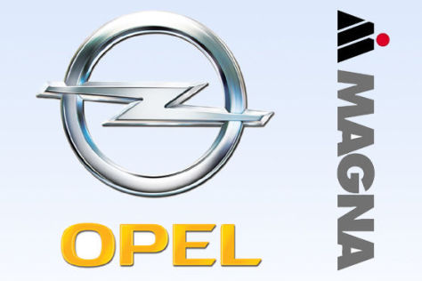 Opel Magna Montage