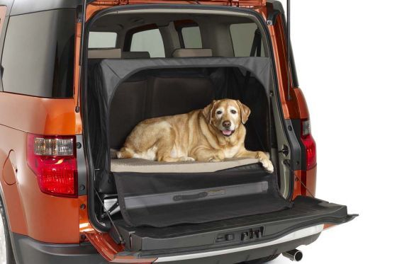 Honda Dog Friendly Element Concept