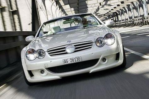 Mercedes SL von FAB Design
