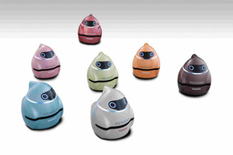 Nissan Roboter EPORO