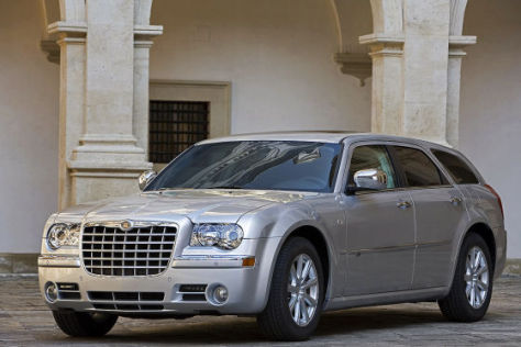 "Sondermodell Chrysler 300C Touring ""Walter P. Chrysler Signature Series"""
