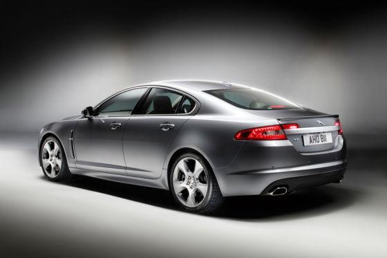 Jaguar XF Diesel mit Sportpaket