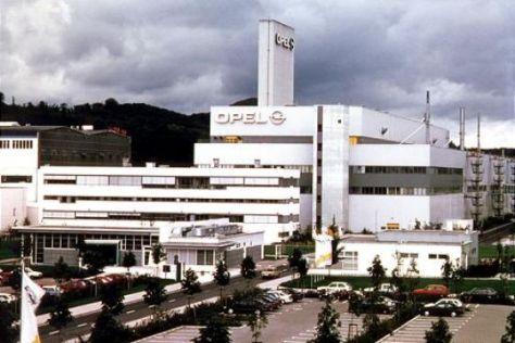 Opelwerk Eisenach/Thüringen