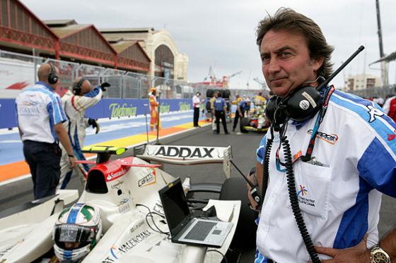 Hat angeblich Geldprobleme: Adrian Campos lässt sein Auto von Dallara bauen.